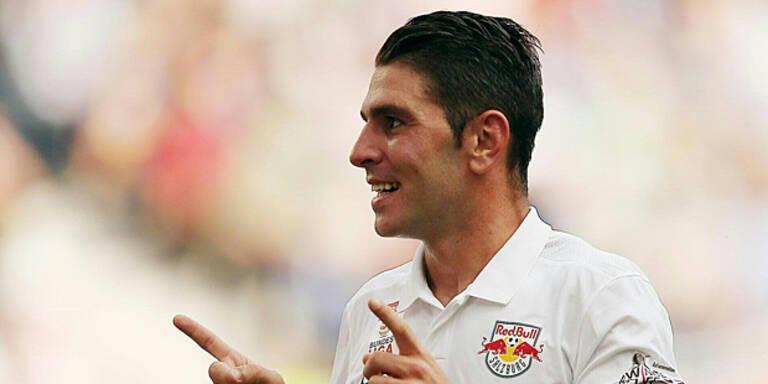 Soriano-Festspiele gegen Mattersburg