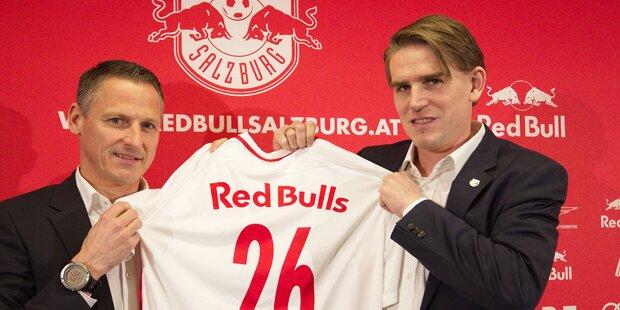 Riesen-Ehre: Salzburg huldigt Soriano