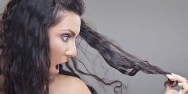 SOS-Tipps für  kaputte Haare