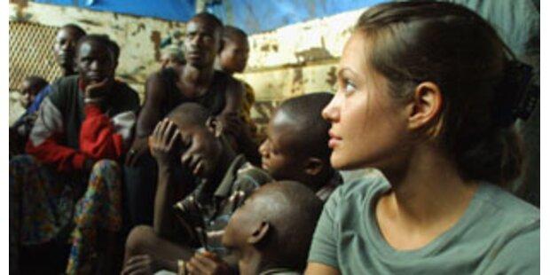 Angelina Jolie: Bundesheer hilft ihren Kindern