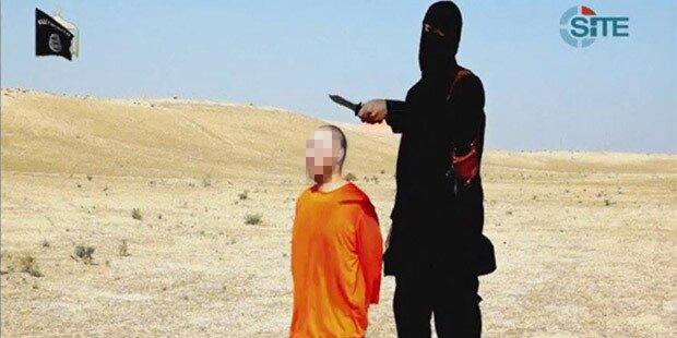 IS-Terroristen köpften auch zweiten US-Reporter
