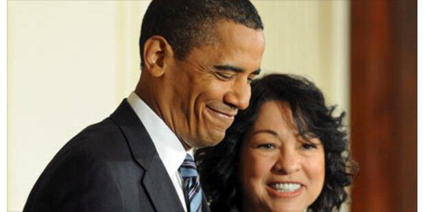 Obama will Latina als Oberste Richterin