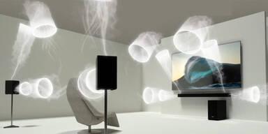 Top-Soundbars von Samsung & Harman