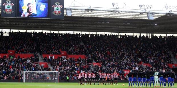 Eklat: Southampton-Fans spotteten über Sala