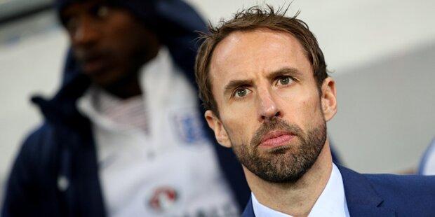 Riesen-Wirbel um England-Trainer Southgate