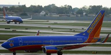 Flugzeug-Navi fällt kurz vor Landung aus