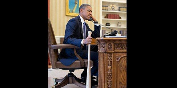 Türken empört über Obama-Foto