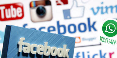 WhatsApp bei Jungen top, Facebook floppt