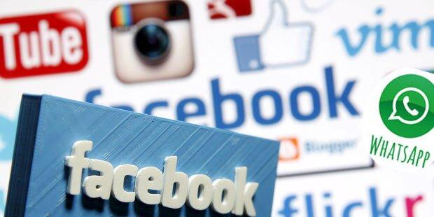 EU rügt Facebook und lobt Google