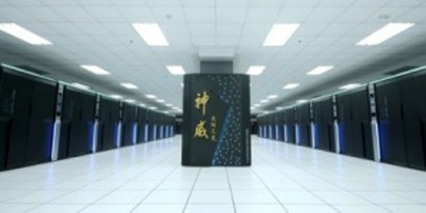 Neuer Spitzenreiter bei Supercomputern