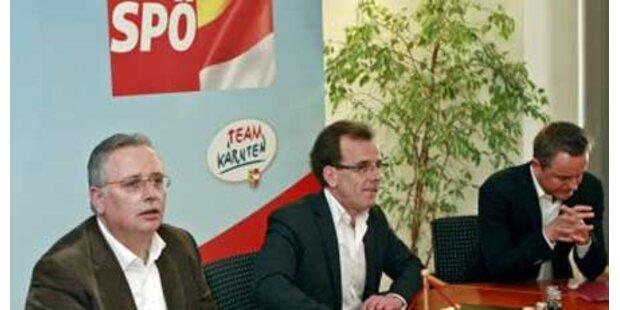 Kärntner SPÖ zerfleischt sich selbst