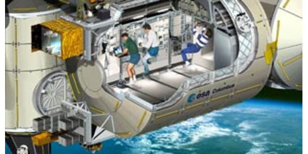 Weltraumlabor startet am Donnerstag ins All