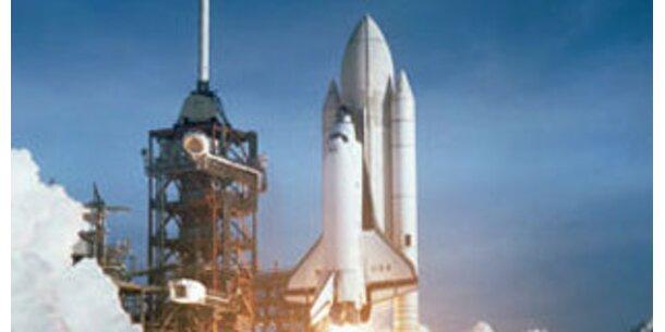 NASA will Shuttle-Einsätze bis 2015 verlängern
