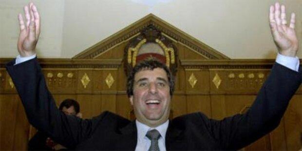Spagnolli schafft Wiederwahl im 1. Anlauf