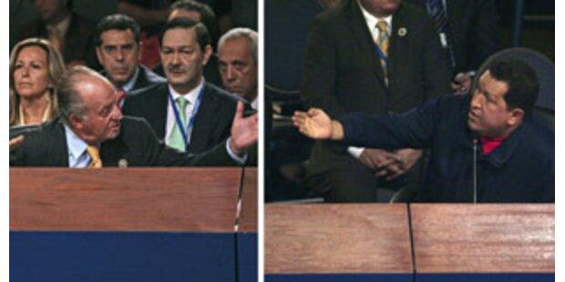 Juan Carlos - Als dem König der Kragen platze