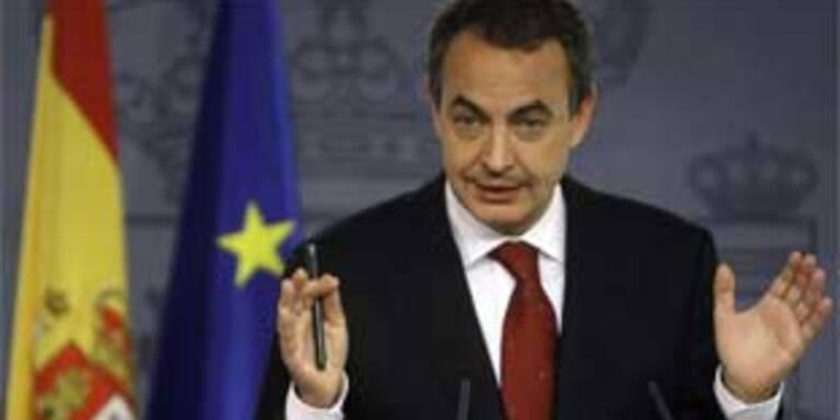 Vereidigung der neuen spanischen Regierung