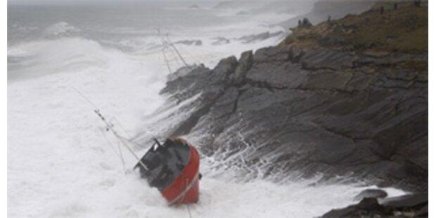 Schwere Unwetter toben in Spanien