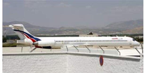 Erneut Zwischenfall bei Spanair-Flug