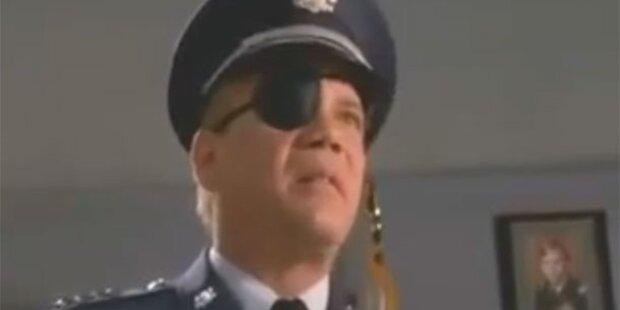 Kommandant Spangler schoss sich in den Kopf