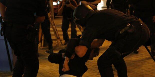 Geschäftsmann von Polizisten totgeprügelt