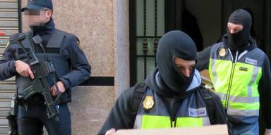 Spanien Polizei