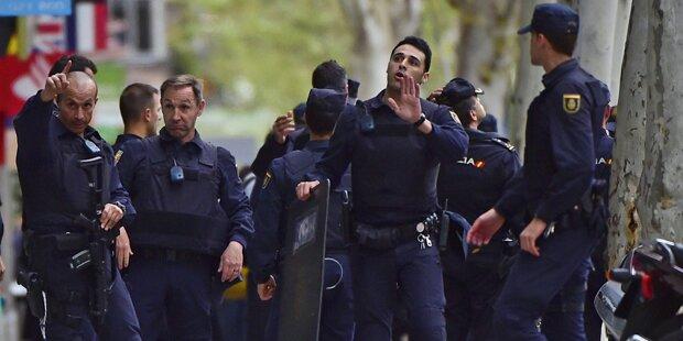 Spanische Polizei nahm IS-Anhänger fest