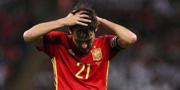 Hammer: Droht Spanien WM-Ausschluss?