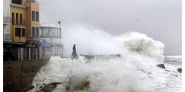 Vier Tote bei Unwetter im Nordosten Spaniens