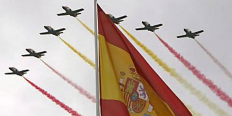 Spaniens Bonität herabgestuft