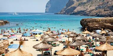 Spanien Urlaub Strand