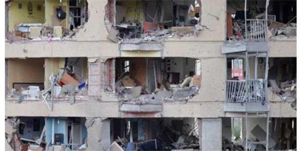 Autobombe explodierte in Spanien