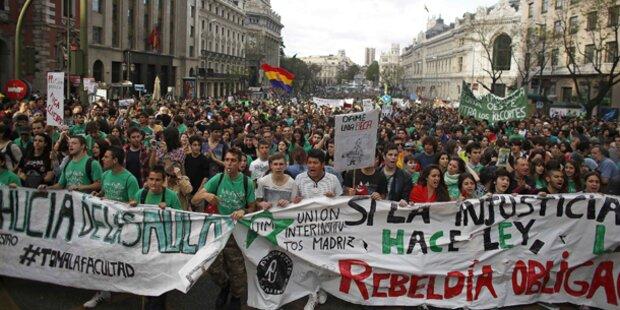 Spanien beschließt Bildungsreform