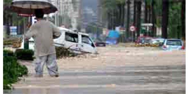 Schwere Unwetter in Spanien