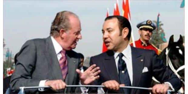 Marokko besansprucht spanische Exklaven