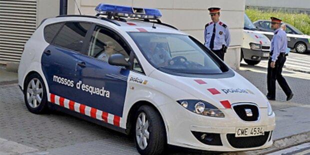 Geiselnehmer in Spanien überwältigt