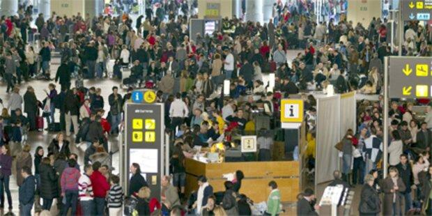 Spanien zieht Fluglotsen zur Rechenschaft