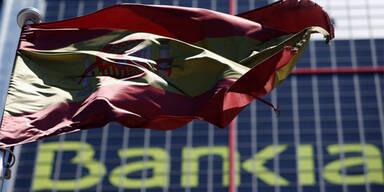 Bankia Spanien Bank