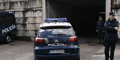 Polizei Spanien