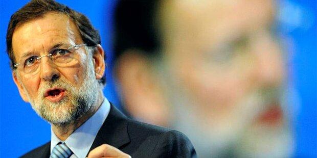 Spaniens Premier Rajoy ernennt Minister