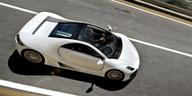 Der heißeste Sportwagen Spaniens