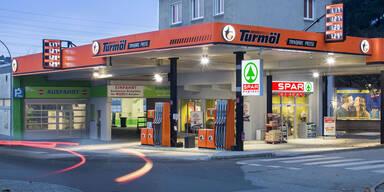 Spar expandiert an Tankstellen