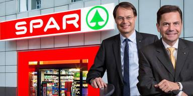 Spar-Chef Drexel übergibt Vorsitz an Fritz Poppmeier