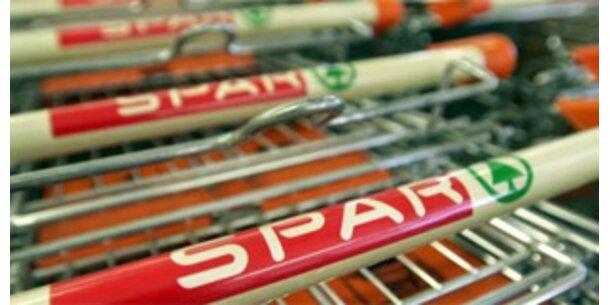 Spar übernimmt 13 Zielpunkt-Filialen