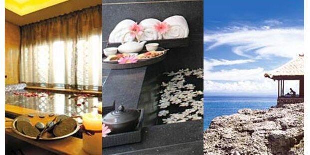 Die schönsten Hotel-Spas