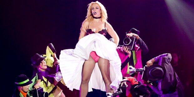 Britney floppte komplett bei Dänen