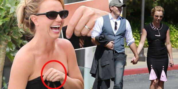 Spears: Hat sie wieder geheiratet?
