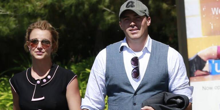 Spears: Liebes-Vertrag für ihren Neuen
