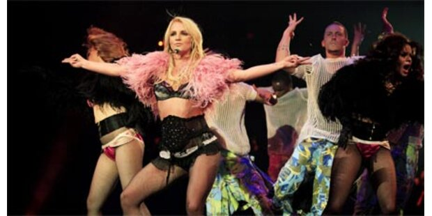 Britney Spears brach Konzert ab