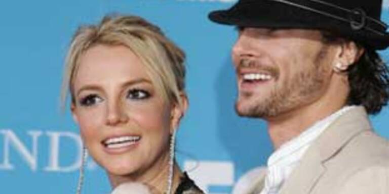 Eigentlich geschieden: Britney Spears & Kevin Federline