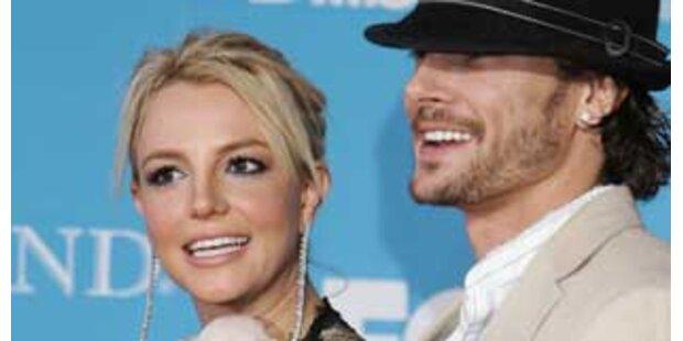 Ist Britney in Kevins Scheidungsfalle getappt?